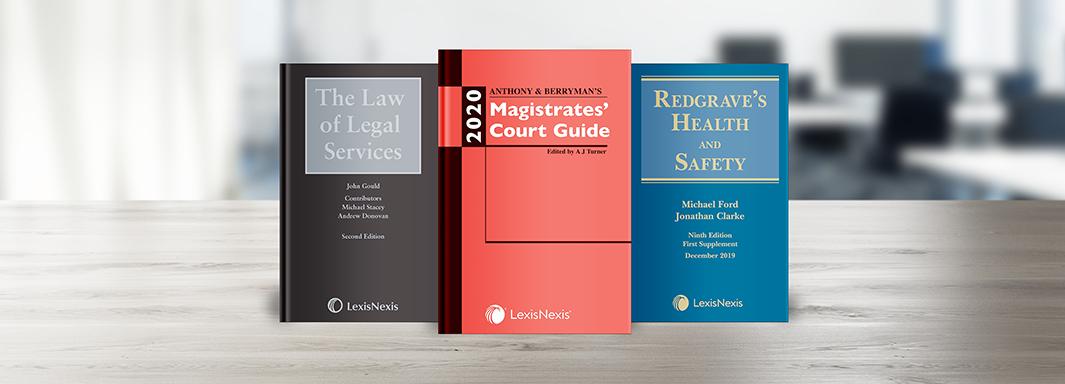 Autumn Law Books 2019